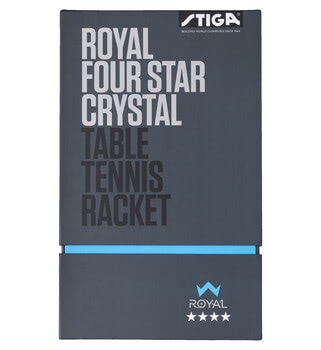 Stiga Royal 4-Star Crystal