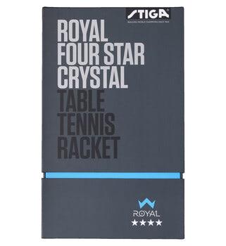 Stiga Royal 4-Star Crystal