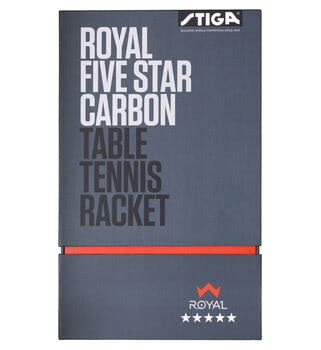 Stiga Royal 5-Star Carbon