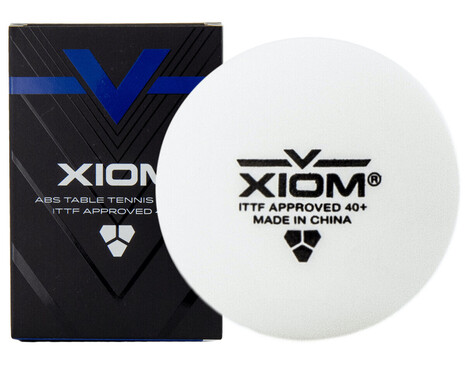 XIOM 20 V ITTF Balls - Pack of 6