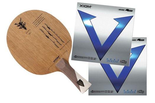 XIOM Feel ZX1 with Vega Europe