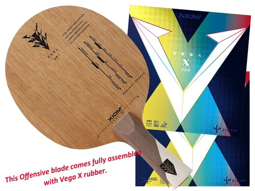 XIOM Feel ZX1 with Vega X