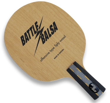 Yasaka Battle Balsa - Chinese Penhold