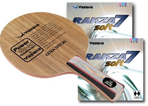 Yasaka Extra Special with Rakza 7 Soft