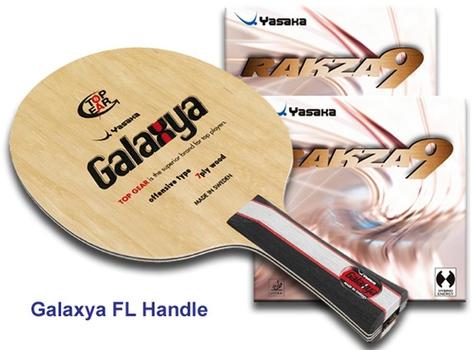 Yasaka Galaxya with Rakza 9