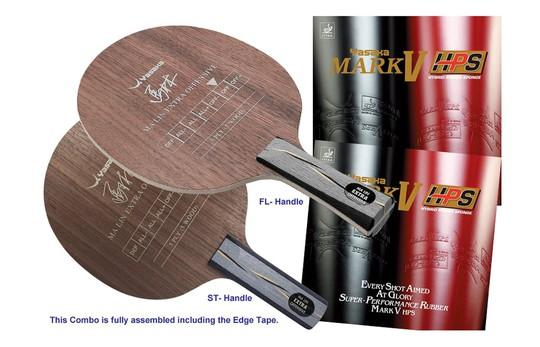Yasaka Ma Lin Extra Offensive w/Mark V HPS