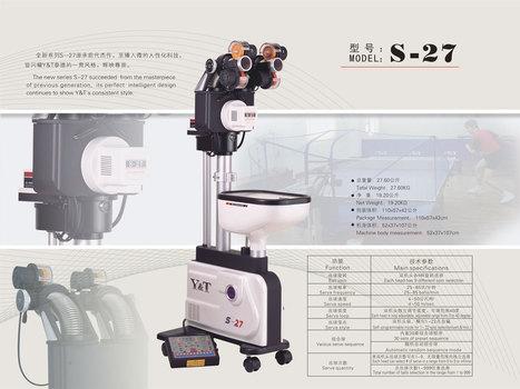 Y&T S-27 Robot