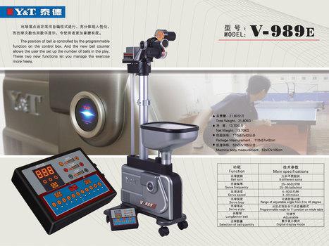 Y&T V-989E Robot