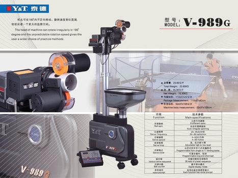 Y&T V-989G Robot